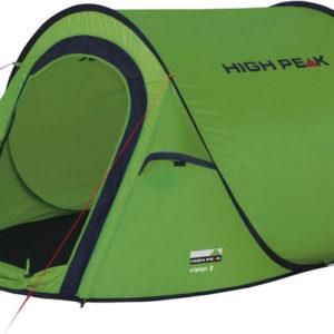 High Peak Vision 2 Tent green/phantom (2019) - Pop-up tält