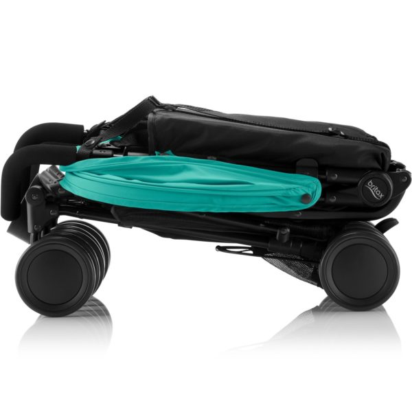 Holiday Syskonvagn Aqua Green - Syskonvagn