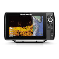 Humminbird HELIX 9 CHIRP MEGA DI+ GPS G3N - Ekolod