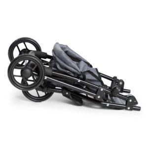 Joggingvagn för Dockor Grå - Joggingvagn
