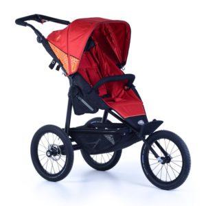 Joggster Sport Tango Red - Joggingvagn