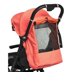 Kobbe Trend Resevagn Ruby Red - Resevagn