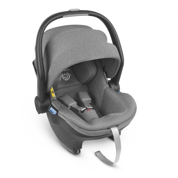 Mesa i-Size Babyskydd Jordan/Grå - Bilbarnstolar