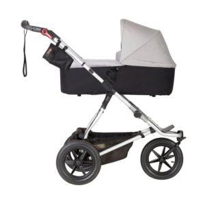 Terrain & +one (Silver) - Mountain buggy