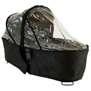Mountain Buggy Regnskydd för Liggdel Plus Duet/Mini/Swift - regnskydd barnvagn