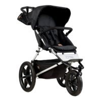 Mountain Buggy Sittvagn Terrain Onyx - Joggingvagn