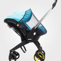 Myggnät - Myggnät till barnvagn