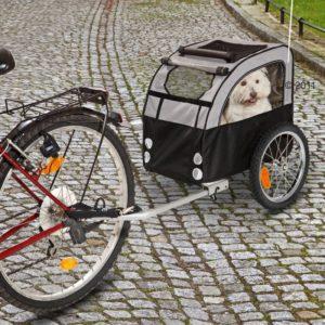 No Limit Doggy Liner 2 - Amsterdam - Cykelvagnar för Hund