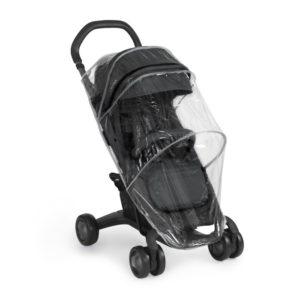 Nuna Pepp och Luxx Myggnät + Regnskydd (Transparent) - regnskydd barnvagn
