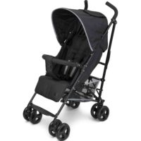 Orust Sulky Resevagn Midnight Black - Resevagn