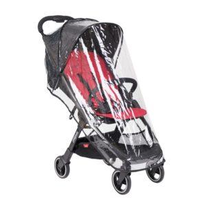 Phil & Teds GO Regn och Solskydd - regnskydd barnvagn