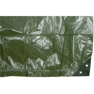 Presenning 3x5m 90g Grön Supreme - Pressening