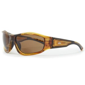 Race Vision Bi-focal Woodgrain/Amber - Gill - bifokala solglasögon