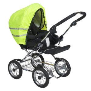 Reflexhuva för barnvagn