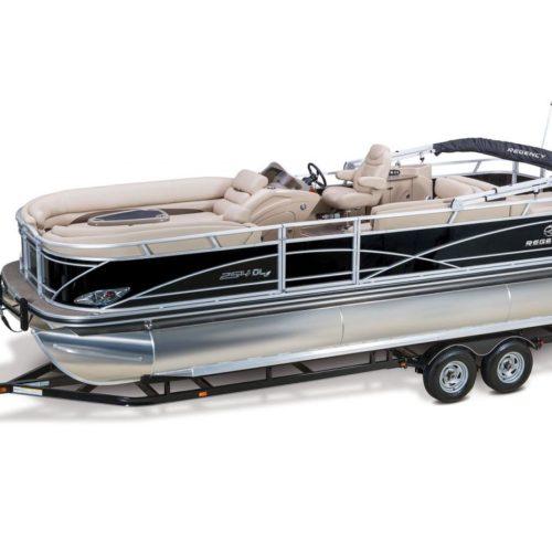Regency 254 DL3 - Pontonbåt