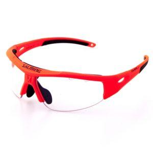 Salming Protective Eyewear V1 Orange Kid - Salming - Köp online - Spor - sportglasogon