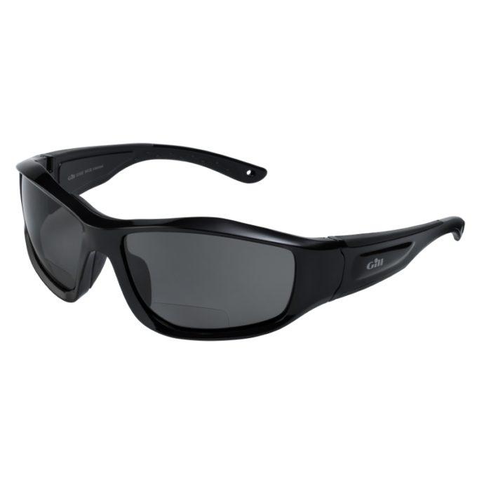Sense Black +1.5 - Gill - bifokala solglasögon