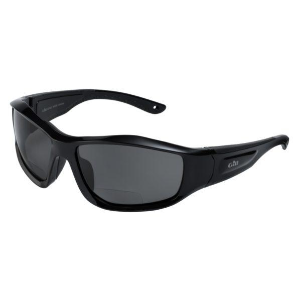 Sense Black +2.5 - Gill - bifokala solglasögon