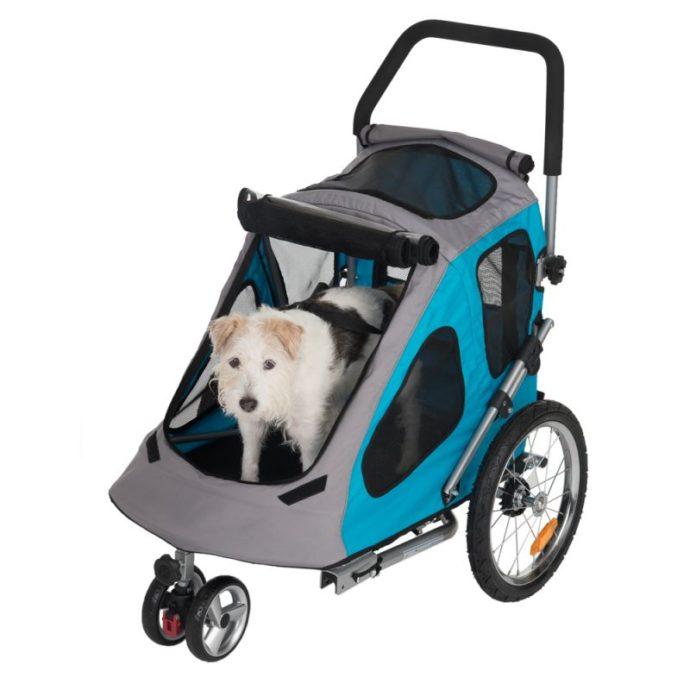 Smart cykelvagn - Cykelvagnar för Hund