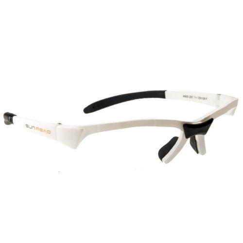 Sport Frame White Extrabåge - Sunread - sunread