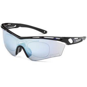Sportglasögon med 3 linser och progressivt slipad insatsoptik - Solano - sunread