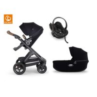 Stokke Trailz 2.0 duovagn + babyskydd