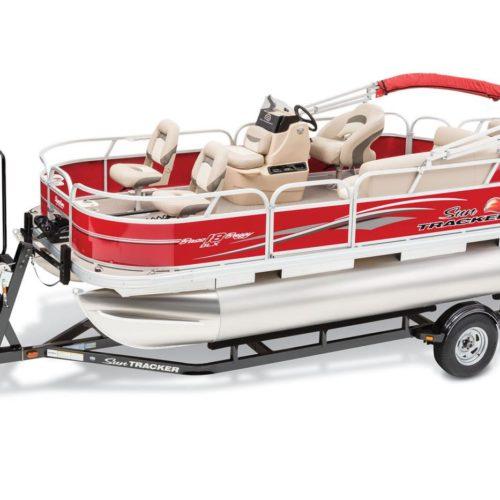Sun Tracker Bass Buggy 18 DLX - Pontonbåt