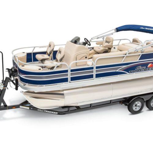 Sun Tracker Fishing Barge 22 DLX - Pontonbåt