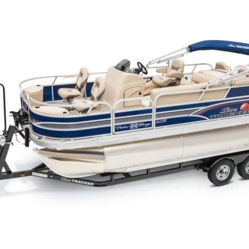 Sun Tracker Fishing Barge 22 XP3 - Pontonbåt
