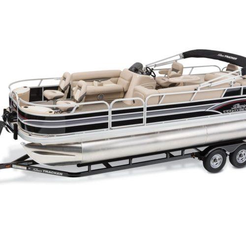 Sun Tracker Fishing Barge 24 DLX - Pontonbåt