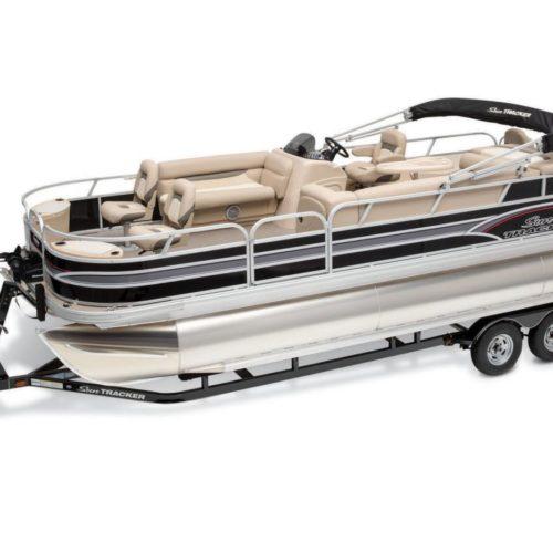 Sun Tracker Fishing Barge 24 XP3 - Pontonbåt