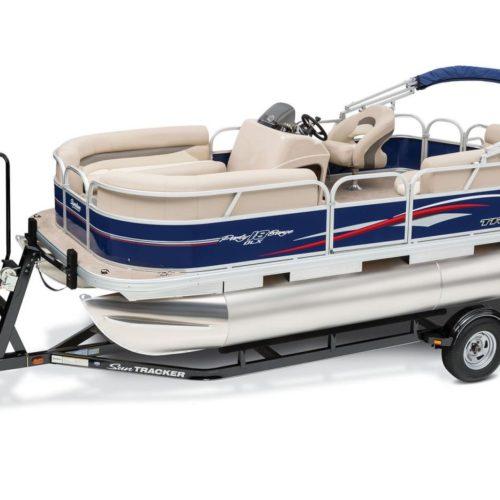 Sun Tracker Party Barge 18 - Pontonbåt
