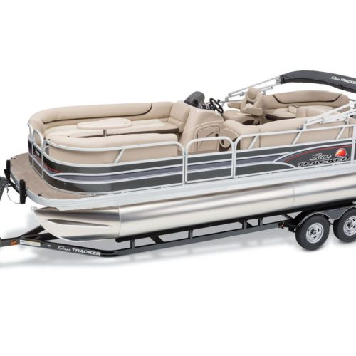 Sun Tracker Party Barge 24 DLX - Pontonbåt