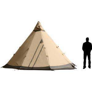 Tentipi Zirkon 7 Bp - Tält för 8 Personer