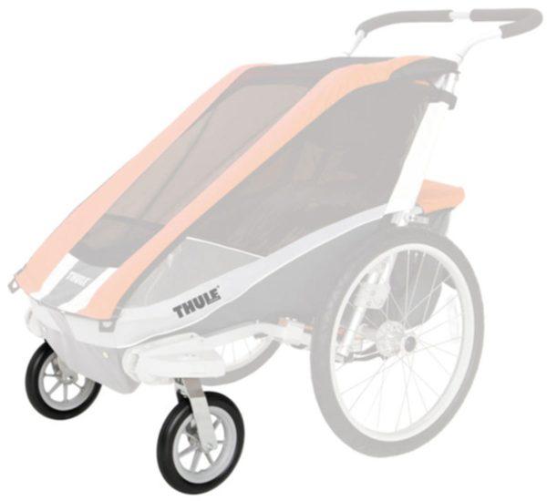 Promenad & Joggingkit - Multisportvagn