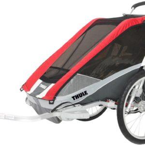 Röd - Multisportvagn