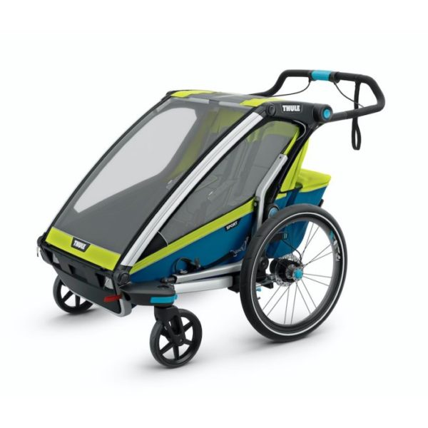 Thule Chariot Sport2 (Grön) - Cykelvagn
