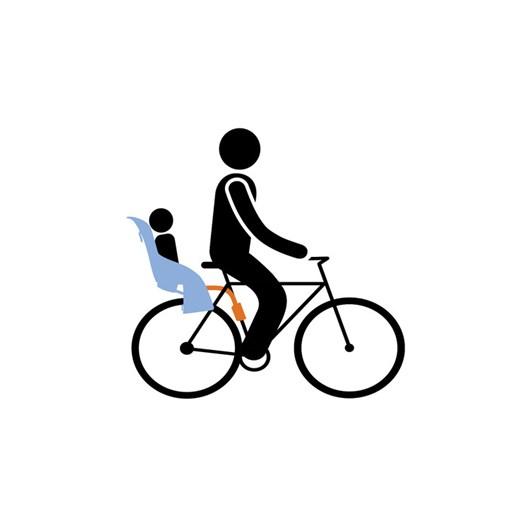 Thule RideAlong cykelsits