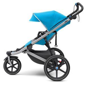 Thule Urban Glide 2 Joggingvagn (Thule Blue) - Joggingvagn