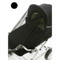Tinkafu Myggnät Solid - Myggnät till barnvagn
