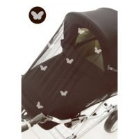 Tinkafu Myggnät Summerbird - Myggnät till barnvagn