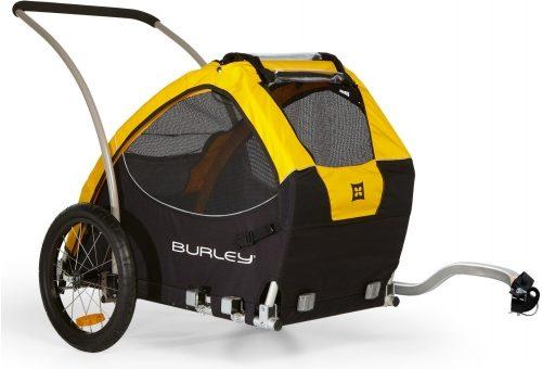 Transportvagn Burley Tail Wagon - Cykelvagnar för Hund