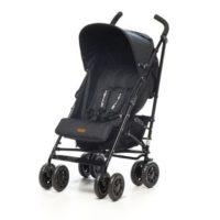Trille BabyTrold Sprinter paraplyvagn (Svart) - paraplysulky