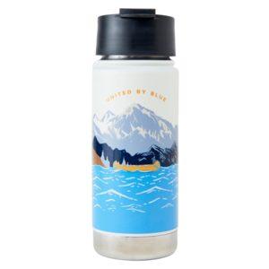 United By Blue Lakeside 16Oz Travel Bottle - Termos