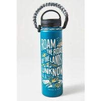 United By Blue Land Unknown 22Oz Stainless Steel Bottle - Termos