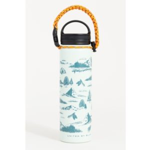 United By Blue Mountain Vista 22Oz Stainless Steel Bottle - Termos
