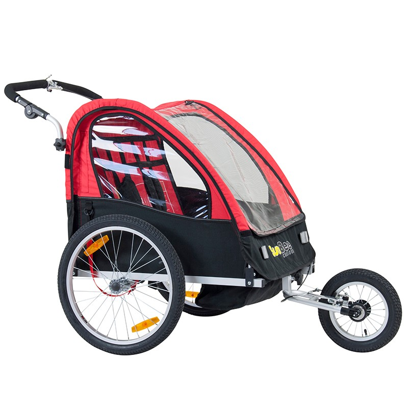 Sunbee cruiser cykelvagn bäst i test: pris