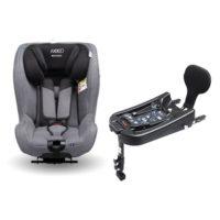 Axkid Modukid bakåtvänd bilstol + bas - Köp online hos BabyV.se! - bilbarnstolar