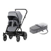 valfri färg - barnvagn