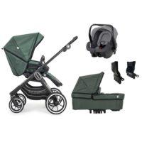 amazing green + Britax Primo babyskydd - paket